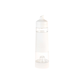 Nuapua Trinkflasche Starterset White