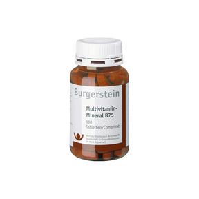Burgerstein Multivitamin-Mineral B75