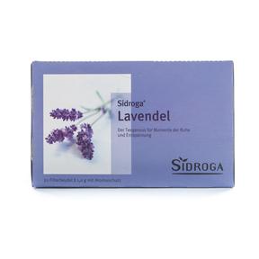 Sidroga Lavendeltee