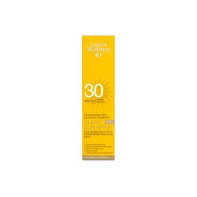 Louis Widmer Clear Sun Spray 30 unparfumiert