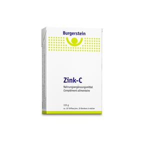 Burgerstein Zink-C