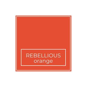 Manifix Nagelfolien Rebellious orange