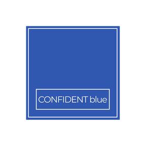 Manifix Nagelfolien Confident blue