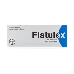 Flatulex Kautabletten