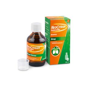 NeoCitran Hustenstiller - Sirup 15 mg/10 ml
