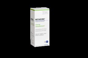 Betadine Lösung standardisiert