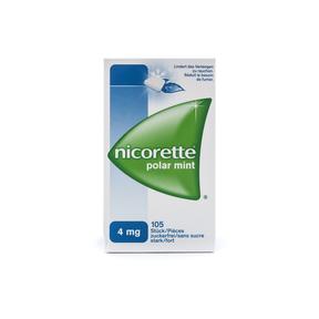 Nicorette Kaudepot Polar Mint