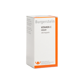 Burgerstein Vitamin C retard