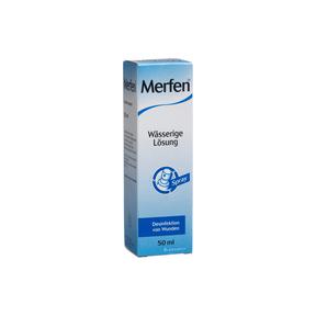 Merfen Wässerige Lösung Spray