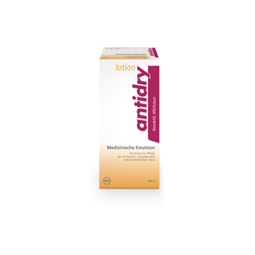 Antidry Lotion Emulsion