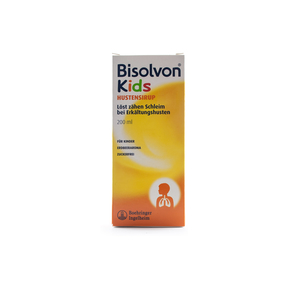 Bisolvon Kids Hustensirup 4 mg/5 ml