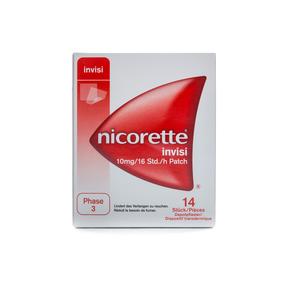 Nicorette Invisi Depotpflaster