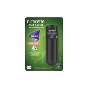 Nicorette Spray Fruit