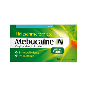 Mebucaïne N