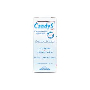 Candys Zuckerersatz
