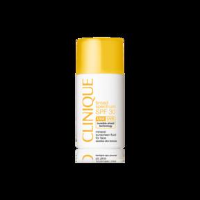 Clinque Sun Mineral Sunscreen Fluid for Face SPF 30