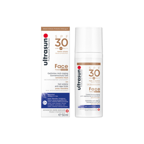 Ultrasun Anti-Age Tinted Honey LSF 30