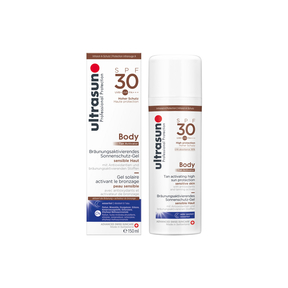 Ultrasun Tan Activator Body LSF 30