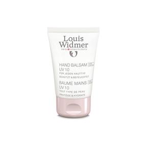Louis Widmer Hand Balsam UV 10 unparfumiert