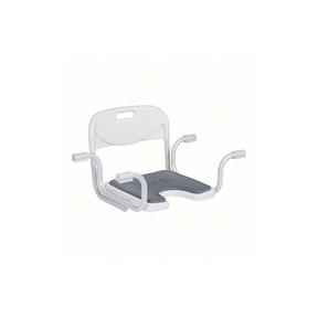 Dietz Badewannensitz mit Rückenlehne