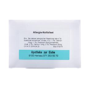Eiche 1832 Notfallset Allergiker
