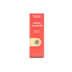 Sanum Amanita muscaria D6