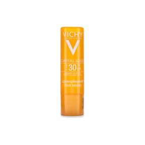 Vichy Capital Soleil Lippenpflegestift mit hohem Schutz LSF 30