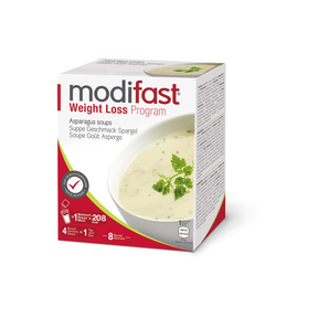 modifast Programm Spargel Suppe