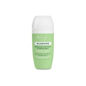 Klorane Deodorant sehr sanft mit weisser Malve