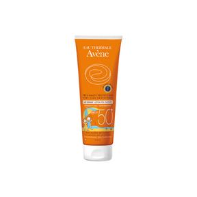 Avène Sonnenmilch SPF 50+ für Kinder