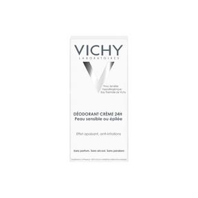 Deodorant Creme 24h für empfindliche oder epilierte Haut