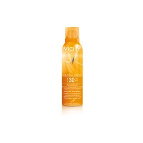 Vichy Soleil Transparentes & Hydratisierendes Sonnenspray LSF 30