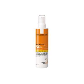 Anthelios transparente Gesichtsspray LSF50