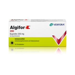 Algifor-L 200 Filmtabletten