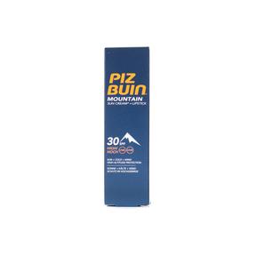 Piz Buin Mountain Sonnencreme SPF 30 & Lipstick SPF 30