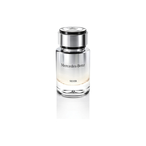 Silver for Men Eau de Toilette
