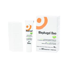 Blephagel Duo Gel & Kompressen