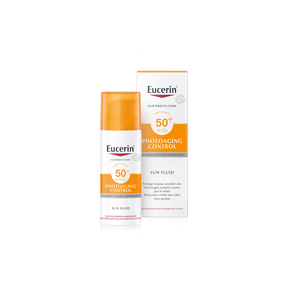 Eucerin Sun Face Fluid Photoaging Control LSF 50