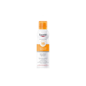 Eucerin Sun Spray Transparent Dry Touch LSF 50
