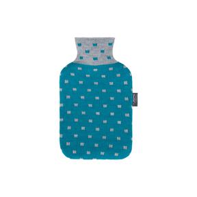 Fashy Wärmeflasche 2 Liter mit Bezug