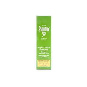 Plantur 39 Phyto-Coffein-Shampoo für coloriertes und strapaziertes Haar