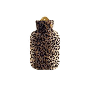 Sänger Wärmeflasche Leopard