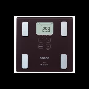 Omron Körperfettmessgerät BF214 mit Waage