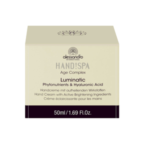 alessandro Hand!Spa Age Complex Luminatic Cream