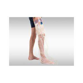 Dusch Schutzfolie Bein