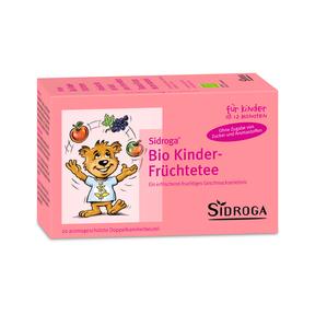 Sidroga Bio Kinder Früchtetee