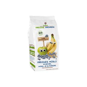 Freche Freunde Freches Müsli Banane, Apfel & Blaubeere