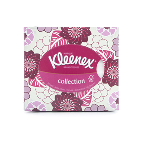 Kleenex Collection Würfelbox