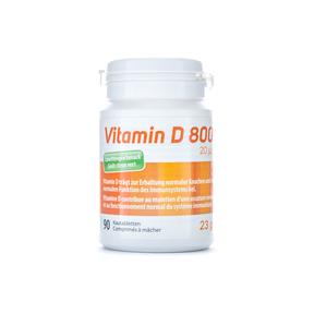 Vitamin D 800