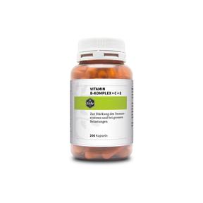 Eiche 1832 Vitamin B-Komplex + C + E